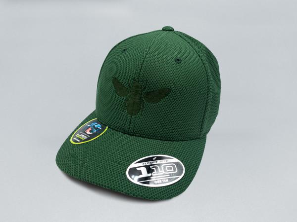 CAP FLEXFIT HYBRID (grün)